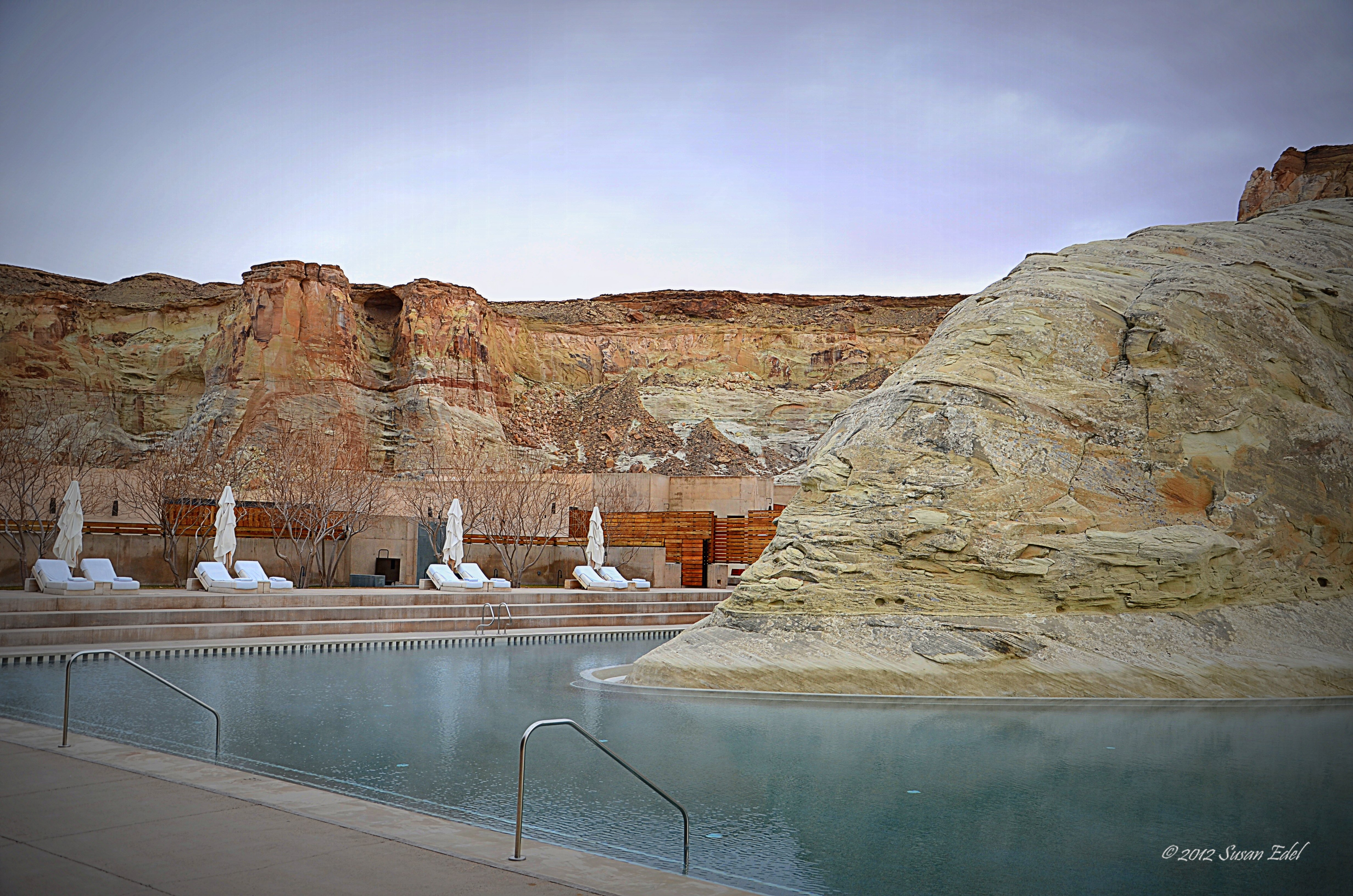 Amangiri Canyon Point – No Ordinary Resort