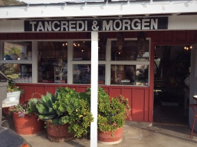 Great shop in Carmel Valley ~ Tancredi & Morgen