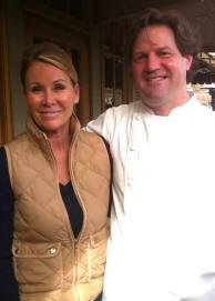 Famed Chef Julien Belliard, owner of Cafe Rustica