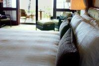 Palm Grove Ocean View Room