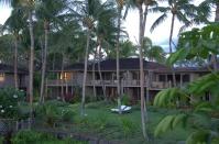 Bungalow style accommodations