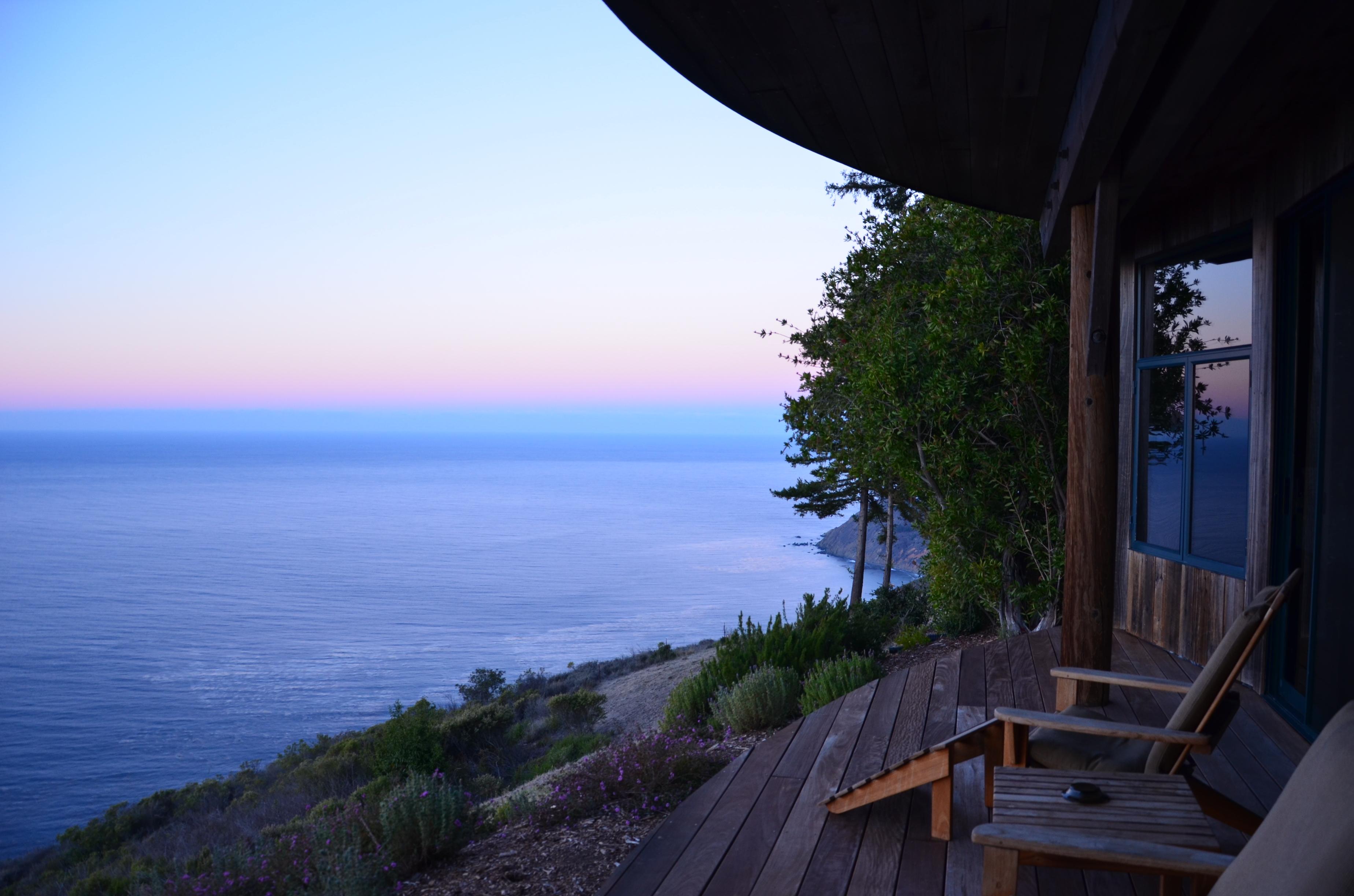 Post ranch inn big sur no ordinary resort for The ventana