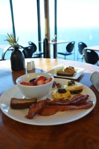 Complimentary Gourmet Breakfast