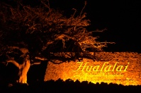 Haulalai Entrance by evening