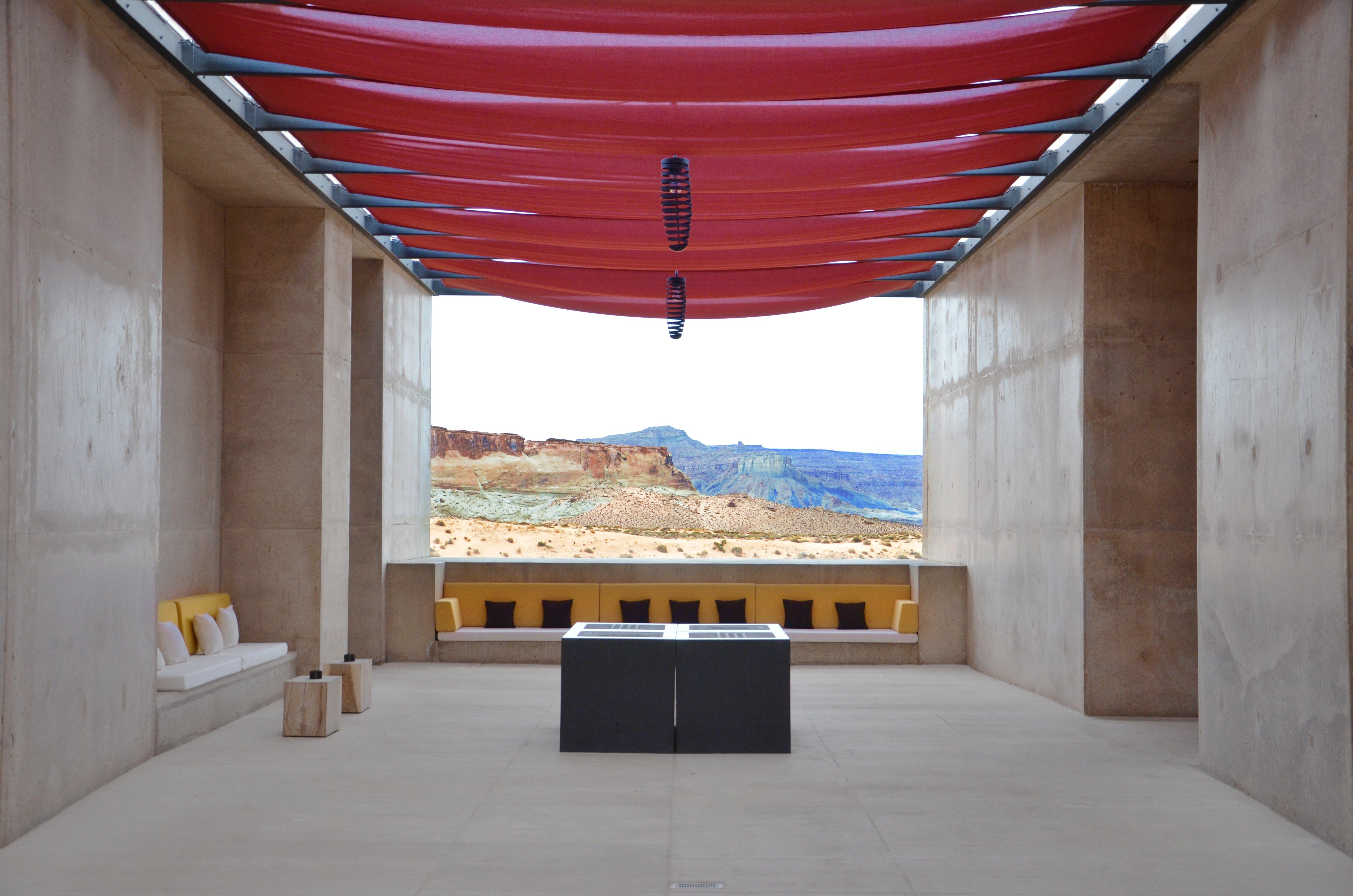 Amangiri canyon point no ordinary resort for Design hotel utah