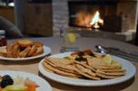 Fireside In-room Dining