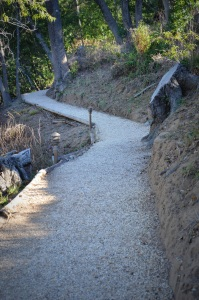 Path from Resort to Restaurant