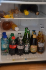 Mini-Bar Items