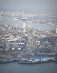 Seattle City Tour by Kenmore Air