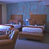 Kiva guestroom