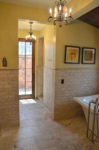 Casita Bath with Outdoor Shower