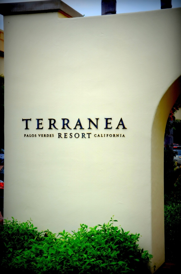 Entrance to Terranea