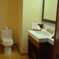 Suite Half Bath