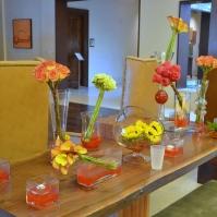 Lobby Flowers
