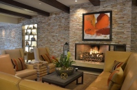 Cozy Seating Area