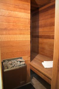 King Cottage Sauna