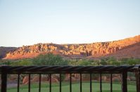 View from Clubhouse patio