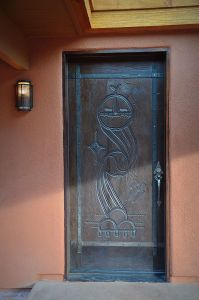 Custom-made Front Door