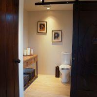 Bathroom Entrance