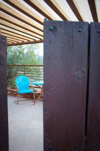 Private Seating Area