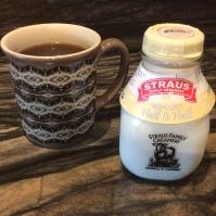 Coffee and Fresh Cream